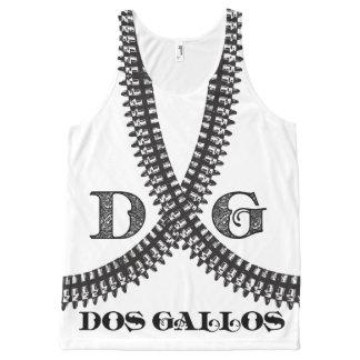 Dos Gallos Bullet Belt Tank