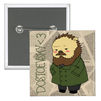 Dostoevsky square button