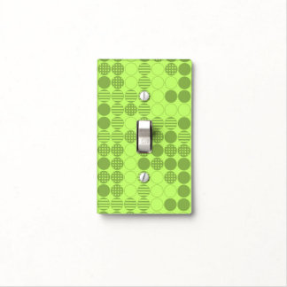 Dot Design - Four in a Row - Light Switch Cover