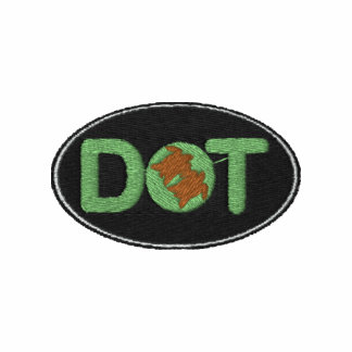 DOT (Oval-Natural)