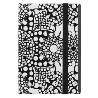 Dot Pattern Mandala iPad Mini Covers