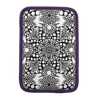 Dot PAttern Mandala iPad Mini Sleeves