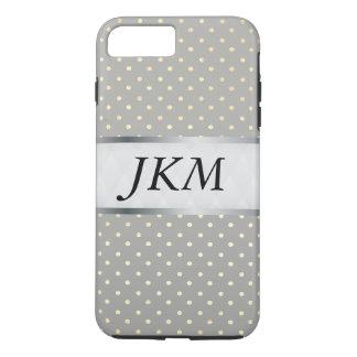 dot pattern stylish iPhone 7 plus case