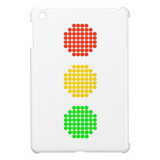 Dot Stoplight Colors Case For The iPad Mini
