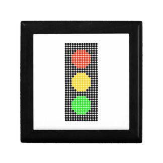 Dot Stoplight Gift Box