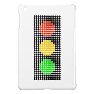 Dot Stoplight iPad Mini Cases