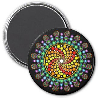 Dot Swirl Magnet