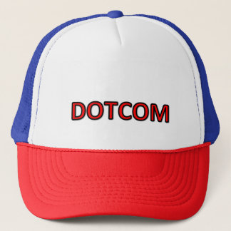 DOTCOM cap logo