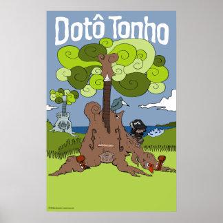Doto Tohno Poster