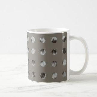 Dots2 - Café au lait Coffee Mug