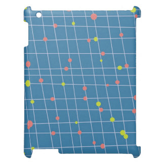 dots and lines case for the iPad 2 3 4