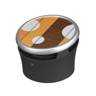 Dots and Stripes in WinterGreen Speaker