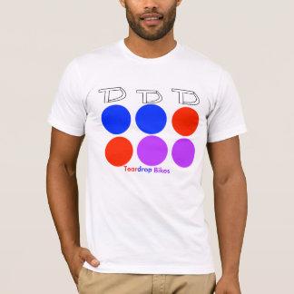 dots and teardrops T-Shirt