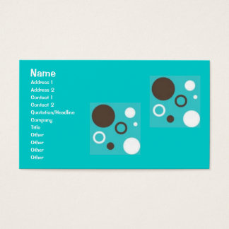 Dots!!! Business Card