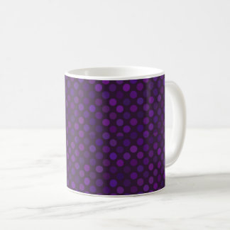 dots cross line curve design abstract shapes color coffee mug