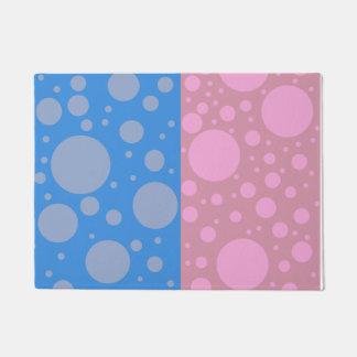 Dots Door Mat