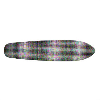 Dots for Days Custom Skate Board