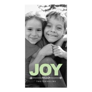 DOTS Holiday Photo Card