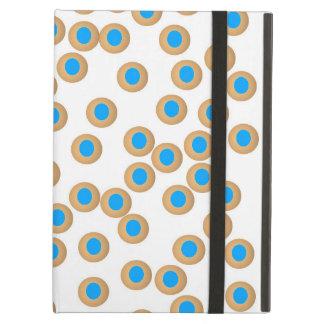 Dots iPad Air Case with No Kickstand
