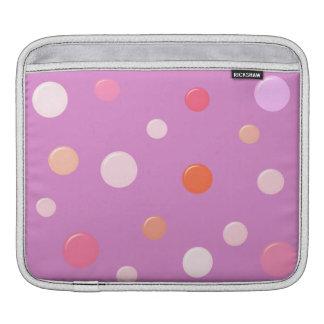 Dots iPad Sleeves