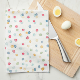 Dots Kitchen Towel