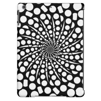 Dots Mandala iPad Air Cover