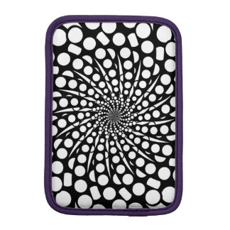 Dots Mandala iPad Mini Sleeves