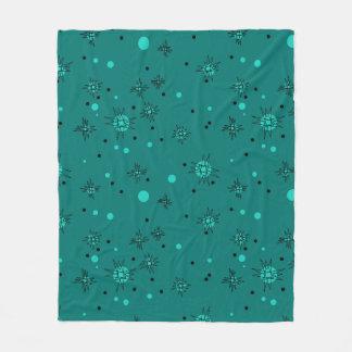 Dots n' Stars Fleece Blanket