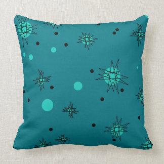 Dots n' Stars Throw Pillow