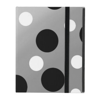 Dots On Blending iPad Covers