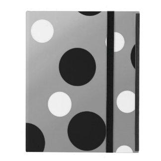 Dots On Blending iPad Cases
