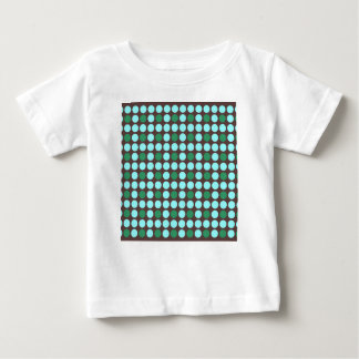 dots pattern background abstract texture circle ro baby T-Shirt