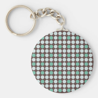 dots pattern background abstract texture circle ro basic round button keychain