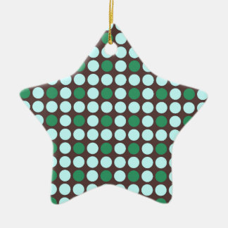 dots pattern background abstract texture circle ro ceramic star ornament
