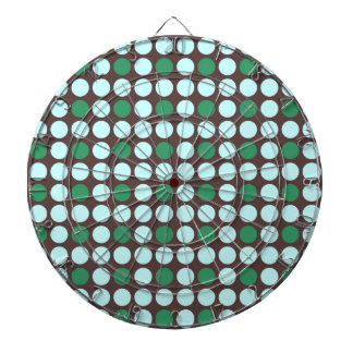dots pattern background abstract texture circle ro dartboard with darts