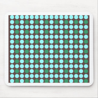 dots pattern background abstract texture circle ro mouse pad