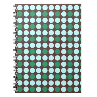 dots pattern background abstract texture circle ro notebook