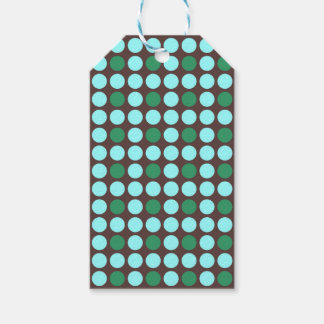 dots pattern background abstract texture circle ro pack of gift tags