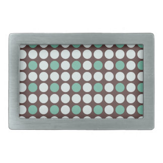 dots pattern background abstract texture circle ro rectangular belt buckles