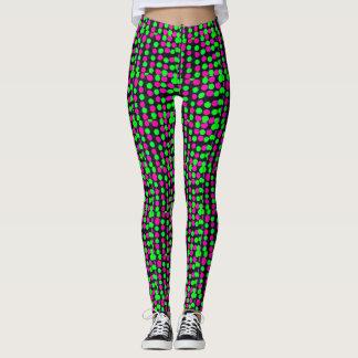 Dots/polka dots leggings