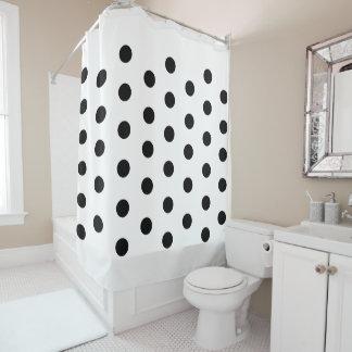 """Dots"" Shower Curtain"