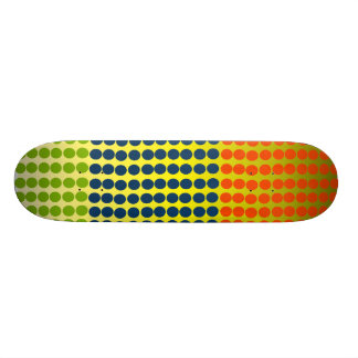 Dots - skate board deck