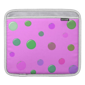Dots Sleeves For iPads
