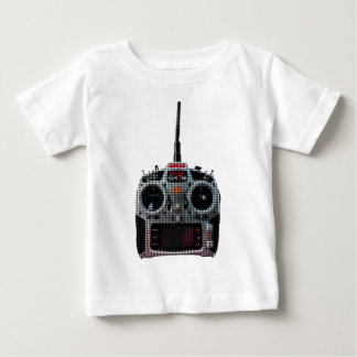 Dots Spektrum RC Radio Baby T-Shirt
