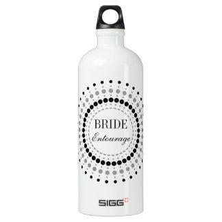 Dots Startburst Bride Entourage SIGG Traveler 1.0L Water Bottle