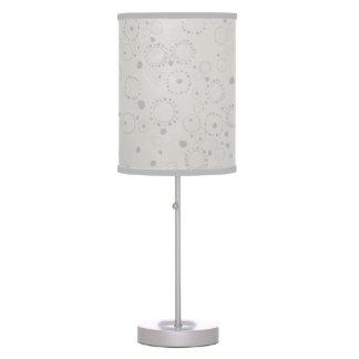 dots texture lamp