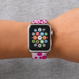 Dots To Go- Apple Watch Band, 38mm Apple Watch Band