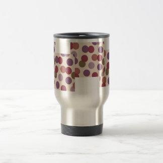 dots travel mug