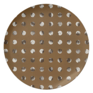Dots - Your Milk Chocolate- melamine make plate