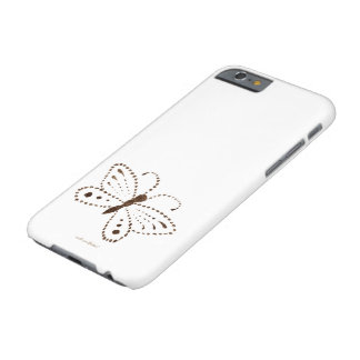 Dotted Butterfly Phone Case